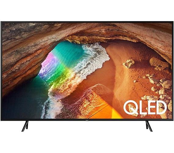 Samsung QE55Q60R + DVB-T2 OVĚŘENO + DOPRAVA ZDARMA