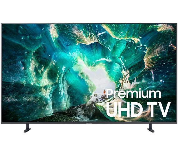 Samsung UE82RU8002UXXH + DVB-T2 OVĚŘENO + DOPRAVA ZDARMA