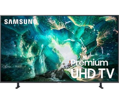 Samsung UE49RU8002UXXH + DVB-T2 OVĚŘENO