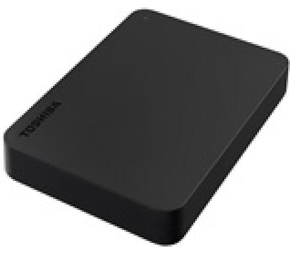 TOSHIBA HDD CANVIO BASICS 4TB