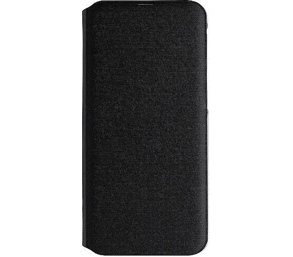 Samsung Flipový kryt pro Galaxy A40 Black (EF-WA405PBEGWW)