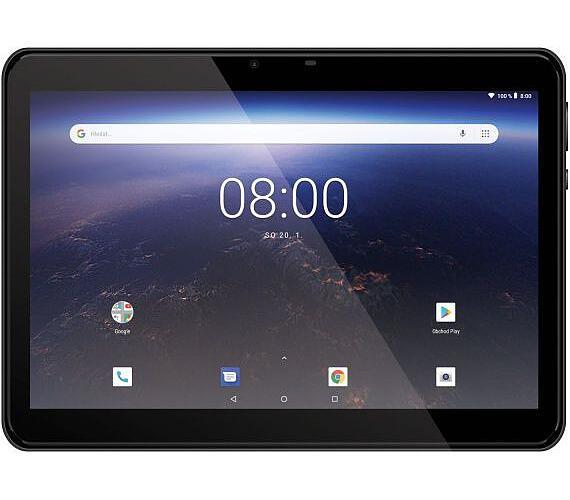 "UMAX VisionBook 10Qa 3G 10,1"" 1280x800 IPS/1,3 GHz MTK8321 QC/1GB/16GB/WL/BT/SD/2x microSIM LTE/A8,1(Oreo GO) (UMM2401QA)"