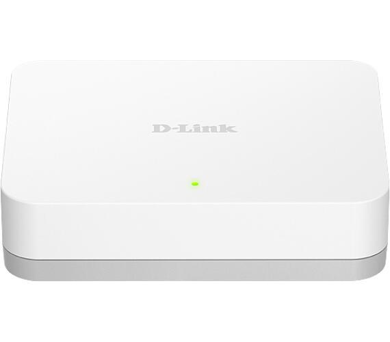 D-Link GO-SW-5G 5-Port GIGABIT EASY DESKTOP SWITCH (GO-SW-5G/E)