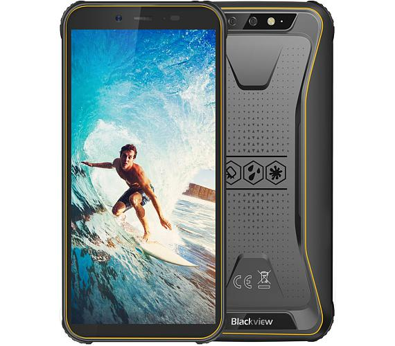 "iGET Blackview GBV5500 Yellow 5,5"" IPS HD+"