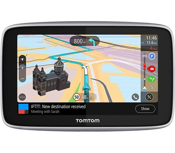 TomTom GO PREMIUM 5 World Lifetime (1PL5.002.30)