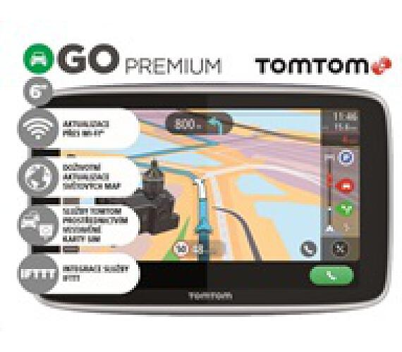 TomTom GO PREMIUM 6 World Lifetime (1PL6.002.30)