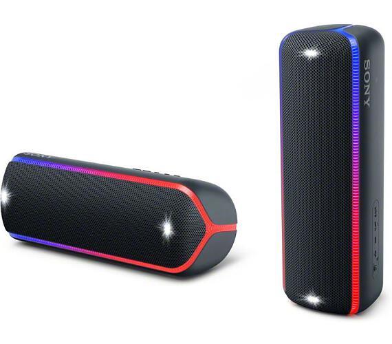 Sony SRS-XB32 přenosný bezdrátový reproduktor NFC + DOPRAVA ZDARMA