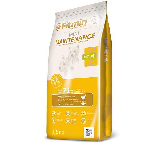 FITMIN dog mini maintenance - 1,5 kg