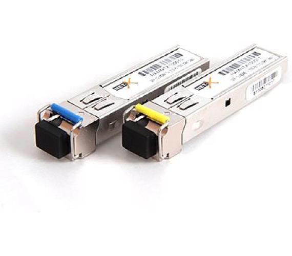 Net-X SFP modul/ 1G/ WDMA SM LC/ TRx 1310/1550/ 20km/ Cisco kompatibilní (NAMNTX100010) + DOPRAVA ZDARMA