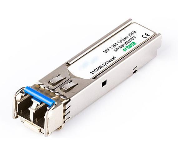 DELL SFP modul/ 1Gbit/ SM single mode 1310nm/ 20km/ DELL kompatibilní/ neoriginální (SFP-1G-SM-20KM-D)