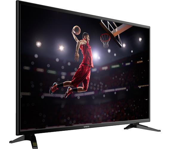 "VIVAX LED ANDROID TV 40""/ TV-40LE78T2S2SM/ Full HD/ 1920x1080/ DVB-T2/ H.265/ 3xHDMI/ 2xUSB/ Wi-Fi/"