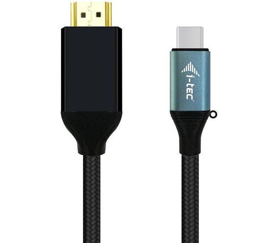 i-tec USB 3.1 Type C kabelový adaptér 4K/ 60 Hz 150cm/ 1x HDMI (C31CBLHDMI60HZ)