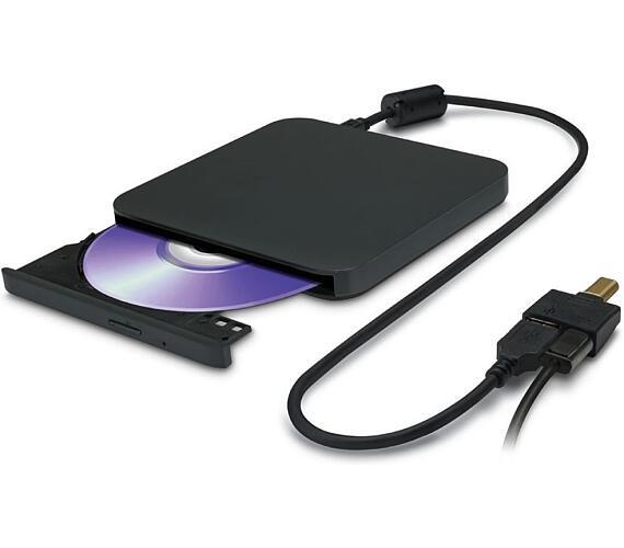 Hitachi-LG GP95NB70 / DVD-RW / externí / M-Disc / OTG / USB / černá