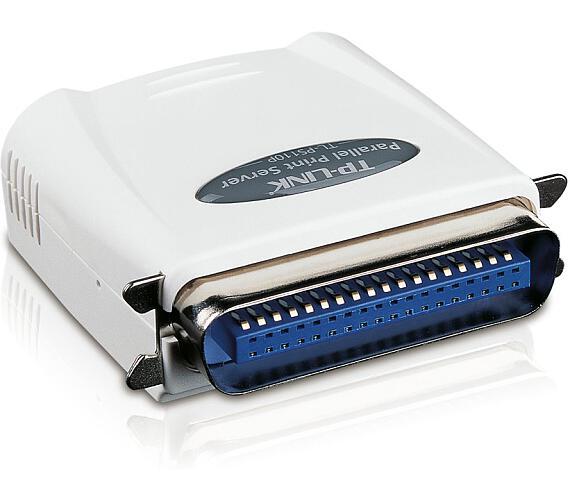 TP-Link TL-PS110P/ print server/ 1x Parallel port/ 1x RJ46 + DOPRAVA ZDARMA