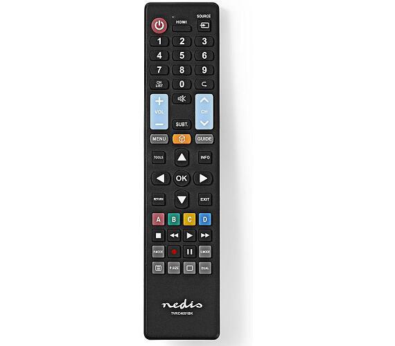 NEDIS předprogramovaný dálkový ovladač 5v1/ pro TV Samsung
