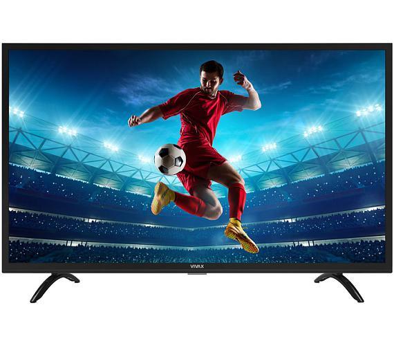 """VIVAX LED TV 32""""/ TV-32LE93T2/ HD Ready/ 1366x768/ DVB-T2/ H.265/ 2xHDMI/ 1xUSB/ Hotelový mód"""