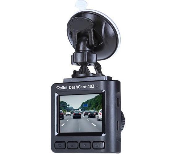 """Rollei digitální kamera do auta/ CarDVR-402/ GPS/ 2"""" LCD/ FULL HD (40138)"""