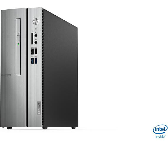 Lenovo IdeaCentre 510S-07ICB i3-8100 3,60GHz/20GB (4GB RAM+16GB Optane)/1TB/GeForce 2GB/DVD-RW/SFF/W