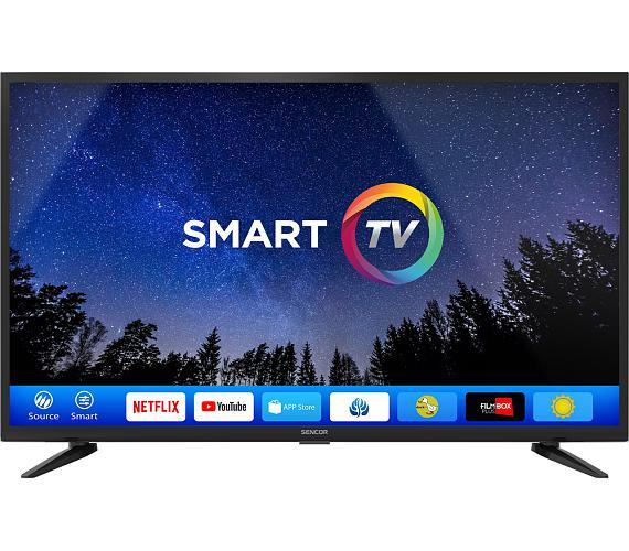 Sencor SLE 32S600TCS + DVB-T2 OVĚŘENO + DOPRAVA ZDARMA