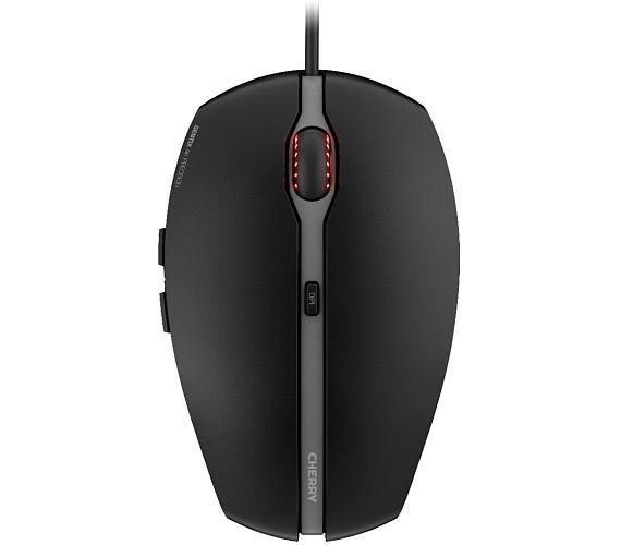 CHERRY myš Gentix 4K / drátová / optická / 3600 dpi / USB (JM-0340-2)