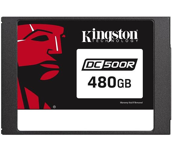 "Kingston Flash 480G DC500R (Read-Centric) 2.5"" Enterprise SATA SSD (SEDC500R/480G) + DOPRAVA ZDARMA"