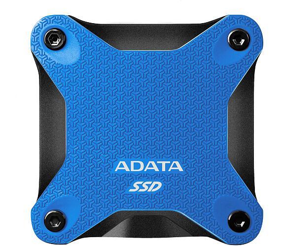 ADATA External SSD 240GB ASD600Q USB 3.1 modrá (ASD600Q-240GU31-CBL)