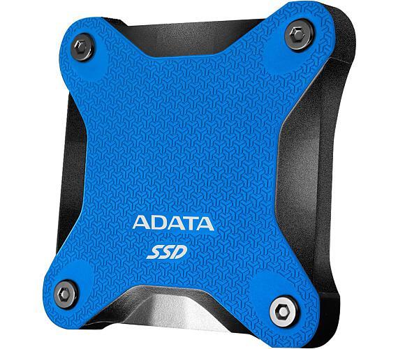 ADATA External SSD 480GB ASD600Q USB 3.1 modrá (ASD600Q-480GU31-CBL)