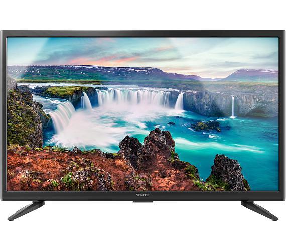 Sencor SLE 22F60TCS + DVB-T2 OVĚŘENO + DOPRAVA ZDARMA