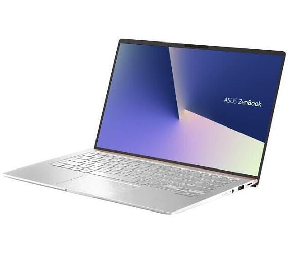 "ASUS UX433FA-A5099T i5-8265U/8GB/256G M.2 SSD/UHD Graphics 620/14"" FHD IPS matný/W10/Silver"