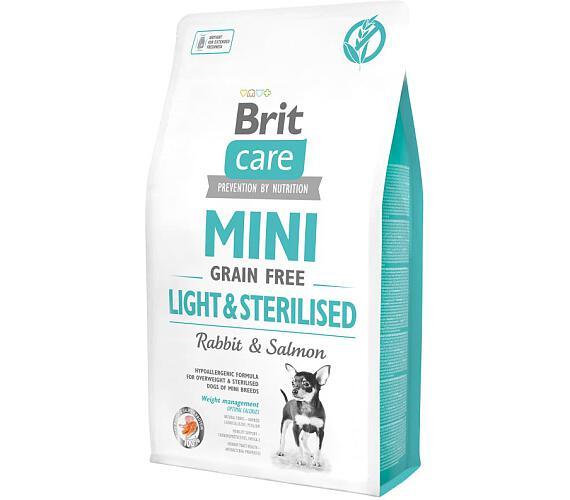 Brit Care Mini Dog Light & Sterilised 2 kg