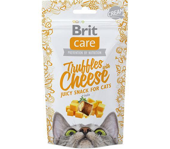 Brit Care Cat Snack Truffles Cheese 50 g