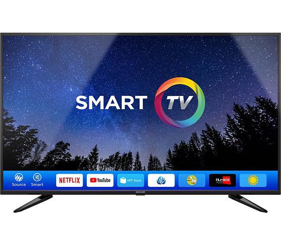 Sencor SLE 49US600TCS + DVB-T2 OVĚŘENO