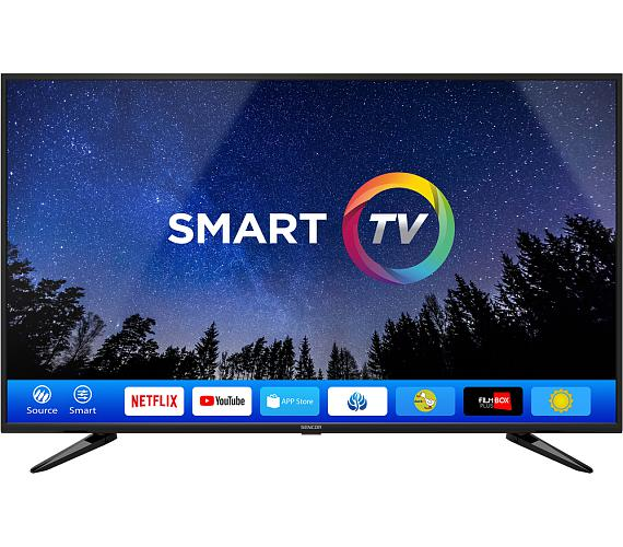 Sencor SLE 55US600TCS + DVB-T2 OVĚŘENO