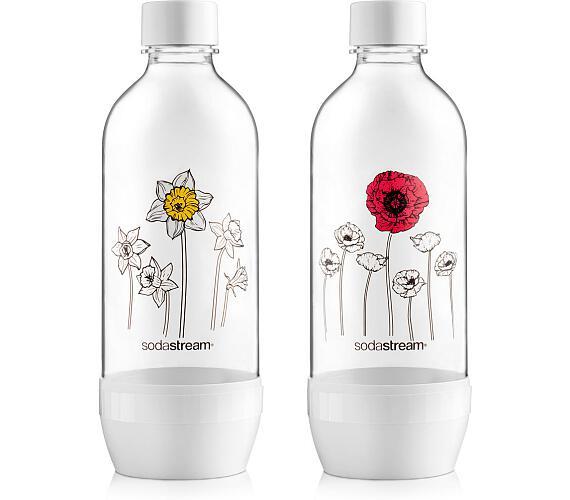 Sodastream Lahev JET 2 x 1l (Květiny v zimě)