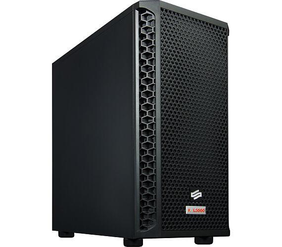 HAL3000 MEGA Gamer Pro / Intel i5-9400F/ 16GB/ GTX 1660/ 480GB PCIe SSD + 1TB HDD/ W10 (PCHS2354)