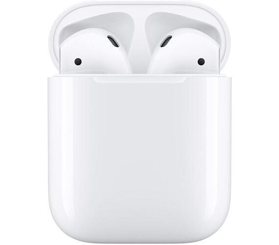 Apple AirPods bezdrátová sluchátka mv7n2zm/a