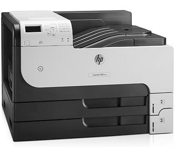 HP LaserJet Enterprise 700 M712dn (A3/ 41 ppm A4/ USB 2.0/ Ethernet/ Duplex) (CF236A) + DOPRAVA ZDARMA