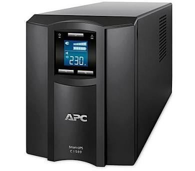 APC Smart-UPS C 1500VA (900W) LCD with SmartConnect - rozbalený (SMC1500IC) + DOPRAVA ZDARMA
