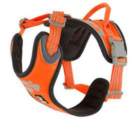 Hurtta Weekend Warrior neon oranžový 60-80cm