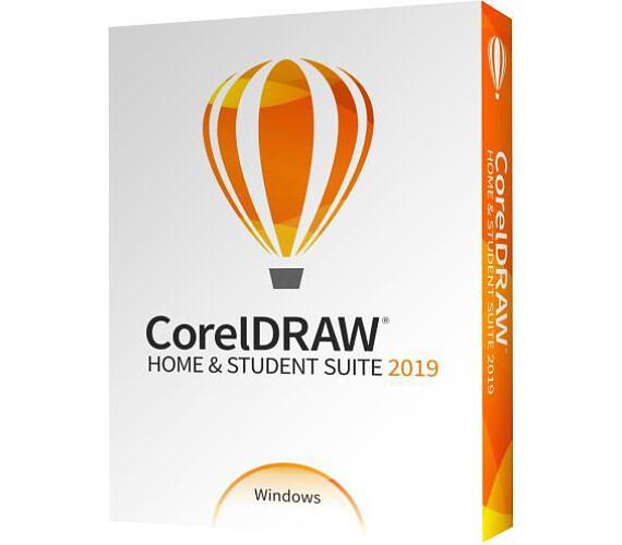 CorelDRAW Home & Student Suite 2019 (CDHS2019CZPLMBEU) + DOPRAVA ZDARMA