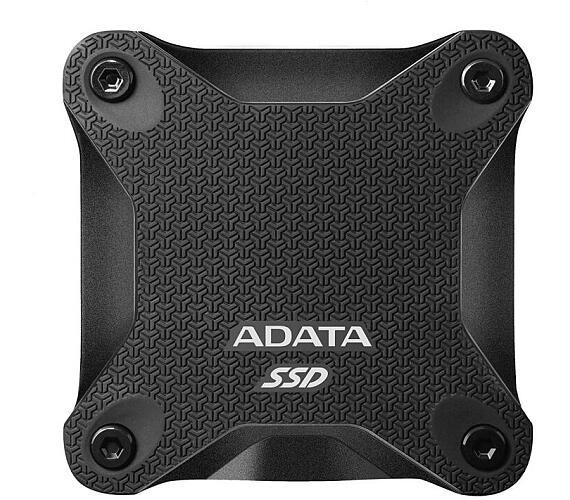 ADATA External SSD 960GB ASD600Q USB 3.1 černá (ASD600Q-960GU31-CBK)