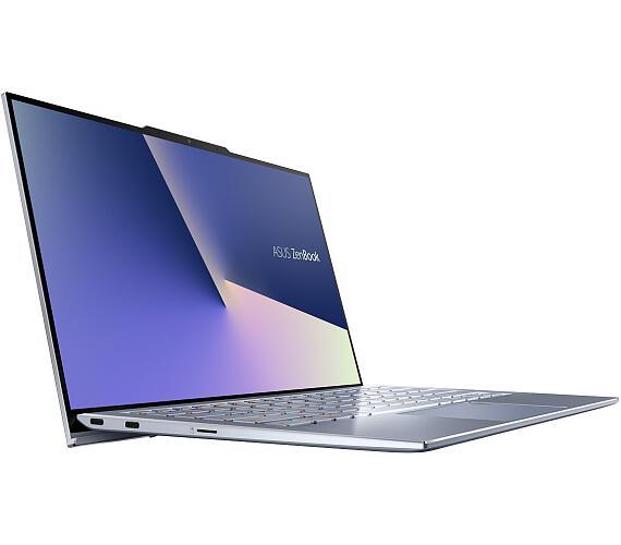 """Asus UX392FN-AB006R i7-8565U/16GB/512G M.2 SSD/MX150 2GB/13,9"""" IPS FHD lesklý/W10 Pro/stříbrný + 2ro"""