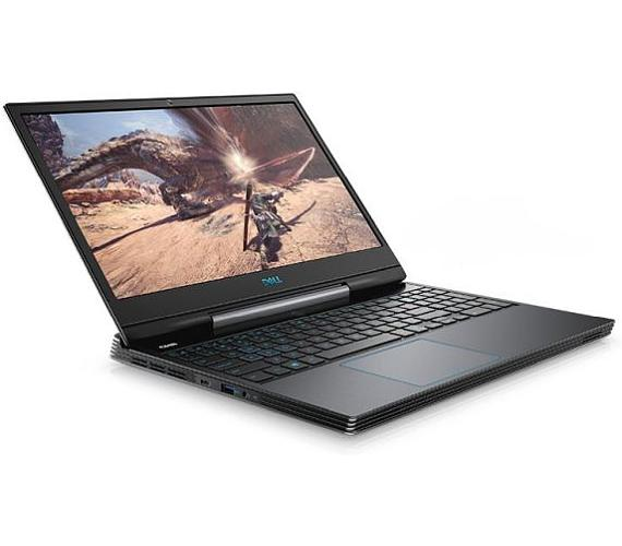 """DELL G5 15(5590)/i7-8750H/16GB/128GB SSD+1TB HDD/15,6""""/FHD/6GB Nvidia RTX 2060/Win10 PRO 64bit/černý (5590-8930)"""