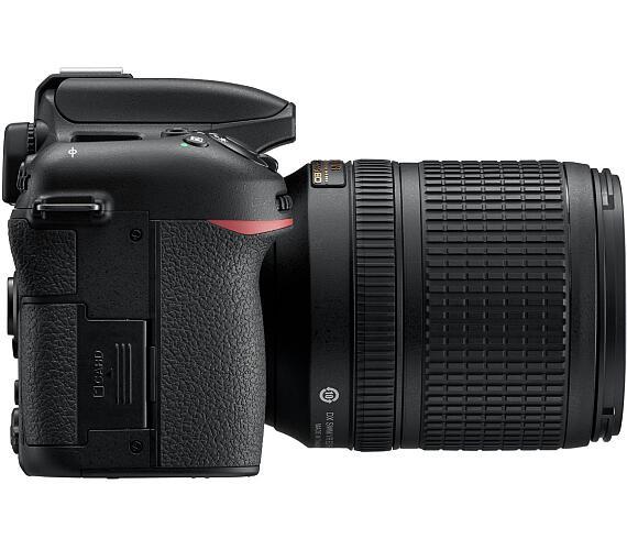 NIKON D7500 Black + 18-105 VR