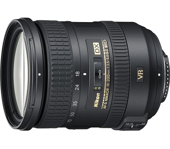 Nikon AF-S VR II DX Zoom-Nikkor 18-200mm f/3.5-5.6G IF-ED (11,1x)