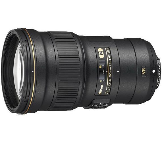 Nikon AF-S VR FX Nikkor 300mm f/4E IF PF ED + DOPRAVA ZDARMA