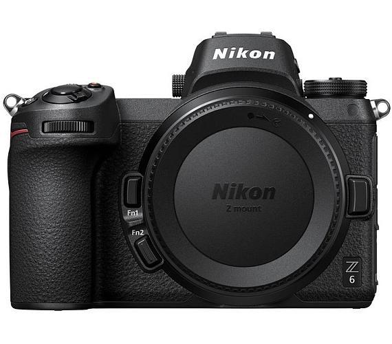 Nikon Z6 - systémový fotoaparát (tělo) + DOPRAVA ZDARMA