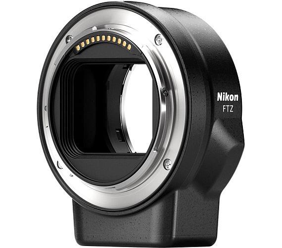 Nikon (FTZ) adaptér bajonetu Z pro objektivy s bajonetem F + DOPRAVA ZDARMA