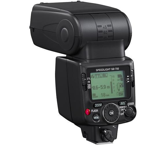 Nikon SB-700 zábleskové světlo + DOPRAVA ZDARMA