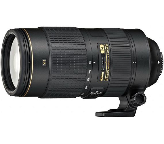 Nikon AF-S VR FX Zoom-Nikkor 80-400mm f/4.5-5.6G IF-ED + DOPRAVA ZDARMA
